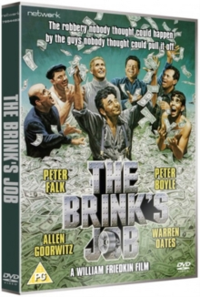 The Brink's Job, DVD