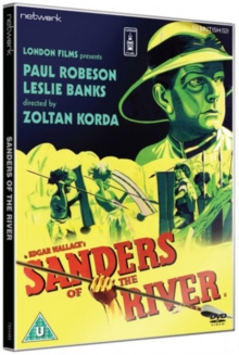 Sanders of the River, DVD