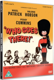 Who Goes There!, DVD