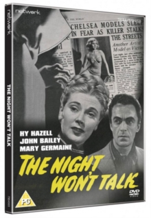 Night Won't Talk, DVD DVD