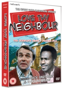Love Thy Neighbour: The Complete Collection, DVD
