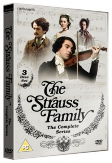 The Strauss Family: The Complete Series, DVD