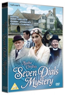 Agatha Christie's Seven Dials Mystery, DVD