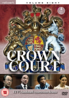 Crown Court: Volume 8, DVD