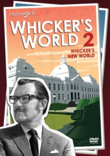 Whicker's World 2 - Whicker's New World, DVD