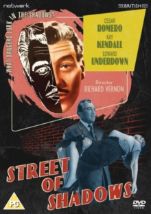 Street of Shadows, DVD