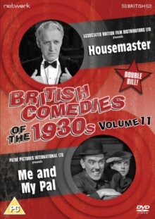British Comedies of the 1930s: Volume 11, DVD