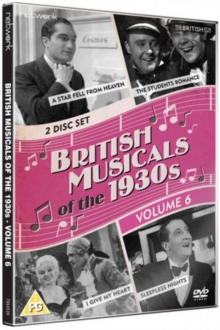 British Musicals of the 1930s: Volume 6, DVD