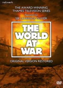 The World at War, DVD