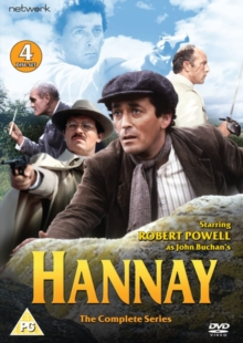 Hannay: The Complete Series, DVD