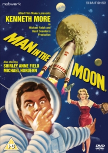 Man in the Moon, DVD