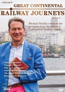 Great Continental Railway Journeys: Series 4, DVD