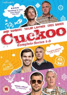 Cuckoo: Complete Series 1 to 3, DVD