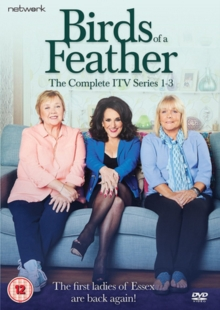 Birds of a Feather: The Complete ITV Series 1 to 3, DVD