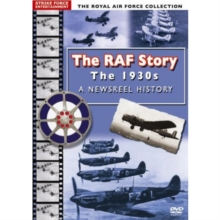 RAF Story: A Newsreel History - The 1930s, DVD