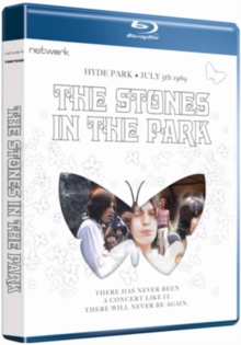 The Rolling Stones: The Stones in the Park, Blu-ray