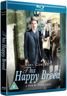 This Happy Breed, Blu-ray