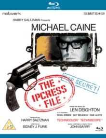 The Ipcress File, Blu-ray BluRay