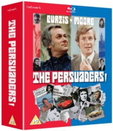 The Persuaders: Complete Series, Blu-ray BluRay
