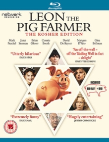 Leon the Pig Farmer, Blu-ray
