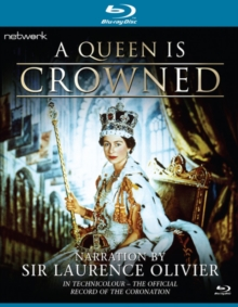 A   Queen Is Crowned, Blu-ray