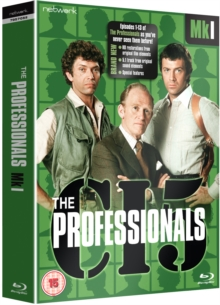 The Professionals: MkI, Blu-ray