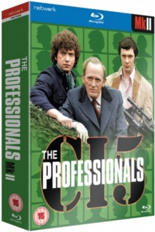 The Professionals: MkII, Blu-ray
