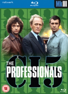 The Professionals: MkIII, Blu-ray BluRay