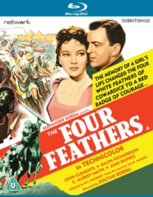 The Four Feathers, Blu-ray
