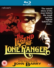 The Legend of the Lone Ranger, Blu-ray