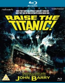 Raise the Titanic, Blu-ray  BluRay
