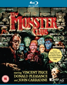 The Monster Club, Blu-ray
