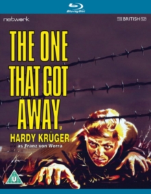 The One That Got Away, Blu-ray