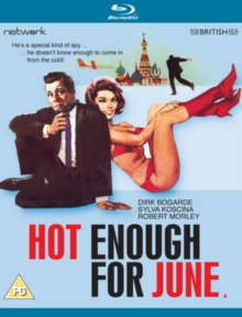 Hot Enough for June, Blu-ray