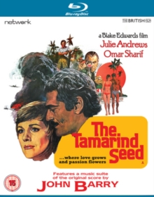 The Tamarind Seed, Blu-ray BluRay