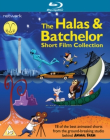 The Halas and Batchelor Collection, Blu-ray
