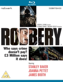Robbery, Blu-ray  BluRay