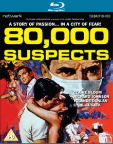 80,000 Suspects, Blu-ray  BluRay
