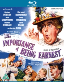 The Importance of Being Earnest, Blu-ray