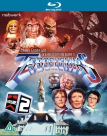 Terrahawks: Volume 2, Blu-ray