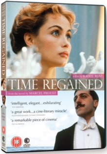 Time Regained, DVD