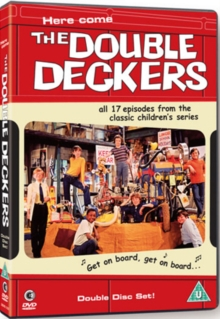 Here Come the Double Deckers, DVD