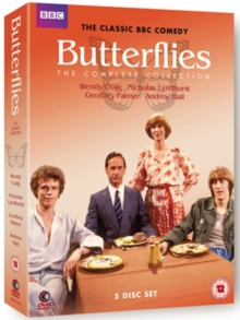 Butterflies: The Complete Series, DVD  DVD