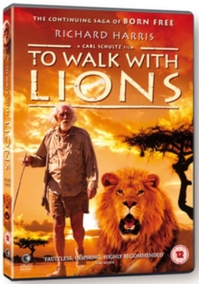 To Walk With Lions, DVD  DVD