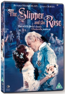 The Slipper and the Rose, DVD DVD