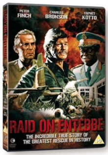 Raid On Entebbe, DVD