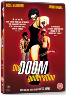 The Doom Generation, DVD DVD