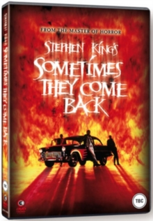 Sometimes They Come Back, DVD  DVD