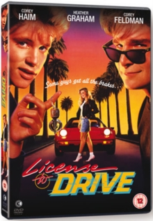 Licence to Drive, DVD