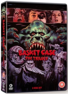 Basket Case: The Trilogy, DVD